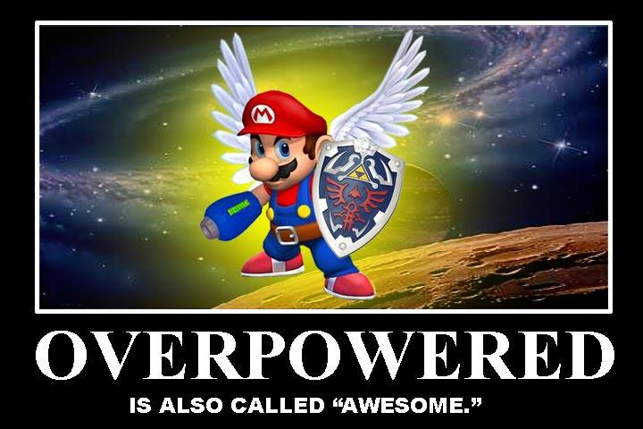 Lord Nintendo Awesome Laser